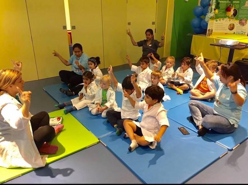 Baby Sensory, mini Professors, Dubai mums