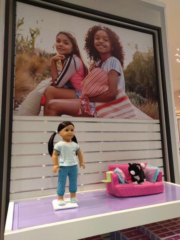 The American Girl Dubai, Dubai Mums, Mirdif City Center