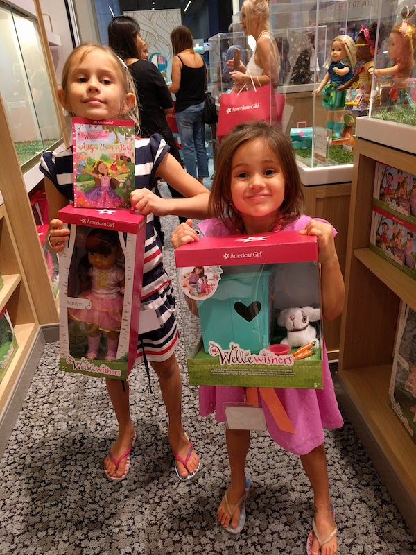 The American Girls Dubai, Dubai Mums