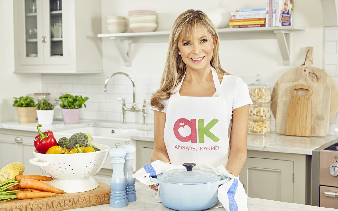 Win a cooking session with Annabel Karmel! We have 12 to give away!