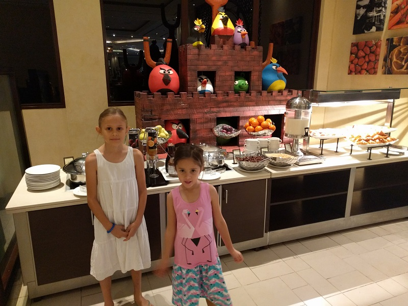 Holiday with kids, Hilton Ras Al-Khaima, Dubai Mums