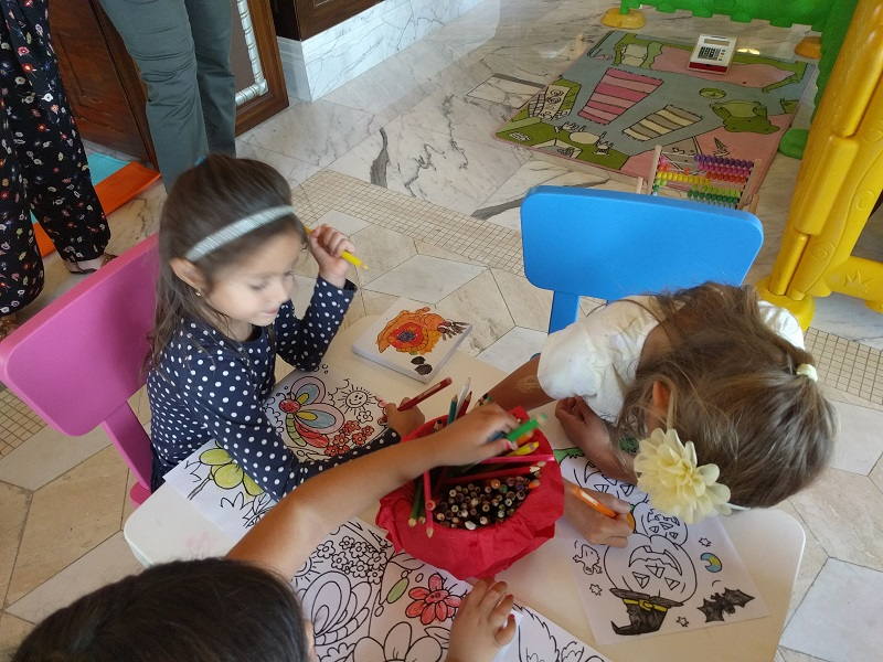 The City Brunch, Al Habtoor City, Dubai Mums, Brunch with Kids
