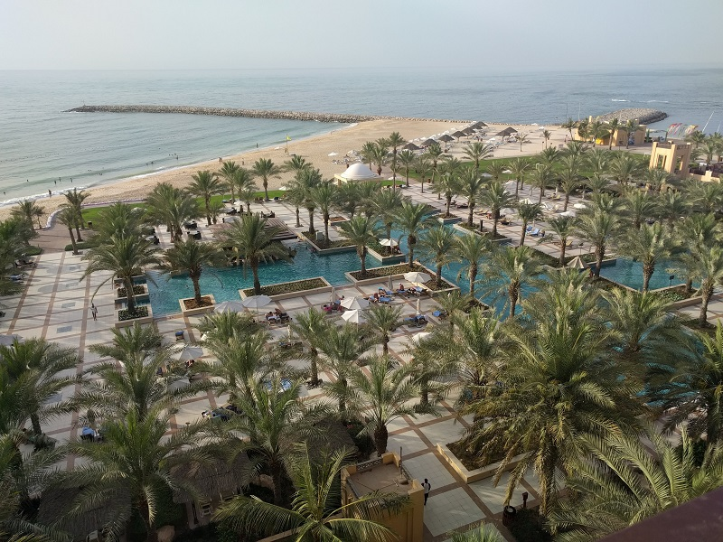 Why we love Hilton Ras Al Khaimah Resort & Spa: ideal for kids and swimming pool heaven
