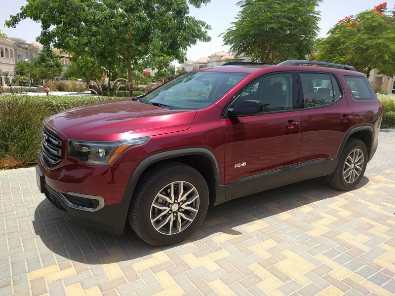 Family car options? We have tested Acadia All Terrain