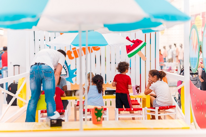Dubai Mums, kids activities