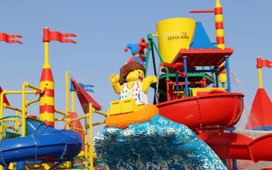 Splash your way into Spring at LEGOLAND® Water Park Tropical Island Beach Party!