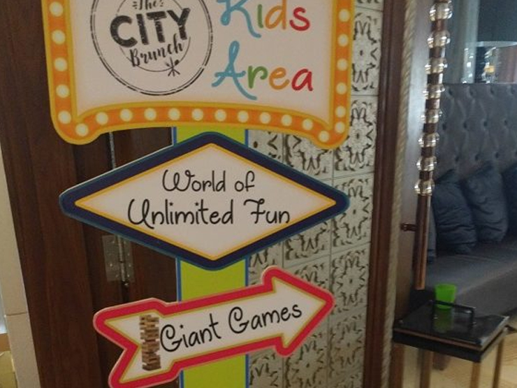 Brunch with kids made easy at The City Brunch!