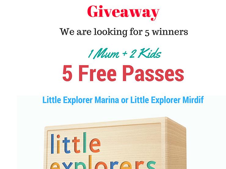 Little Explorer Competition