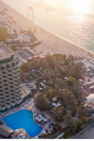 Hilton JBR, Dubai Mums, pool and beach access, Dubai