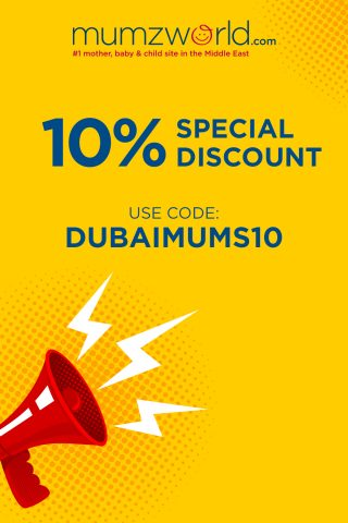 Mumzworld, Dubai mums, discount, baby essentials