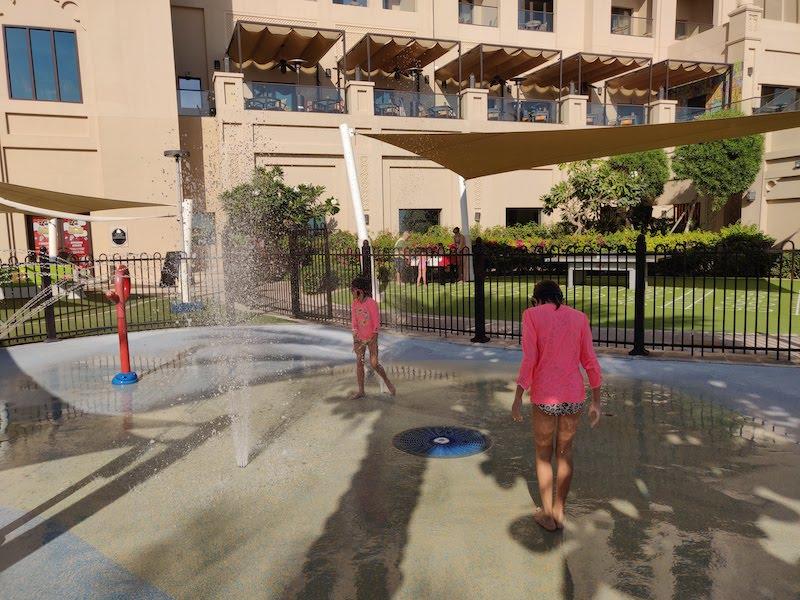 Fairmont The Palm, Dubai Mums, Kids activities