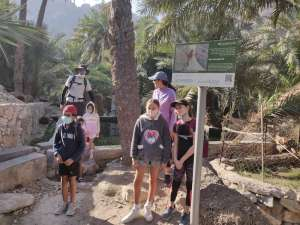 Wadi Shees, trip, hikking, trail, dubai mums