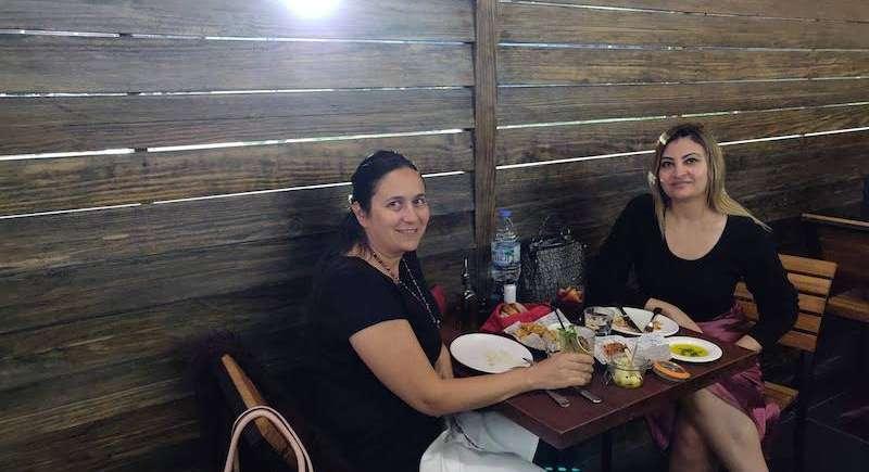 Lola Taberna, Tecom, Girls night out, Dubai mums, dining out
