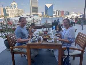 Dubai mums, dining out, Ila restaurant, Al Seef Dubai