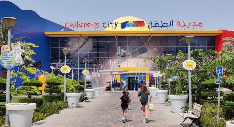 Children's City, Dubai mums, kids activities in Dubai