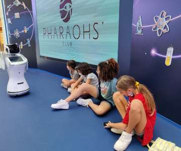 Wonderlab, Wafi City, Wafi Mall, Dubai Mums, Kids activities, Dubai
